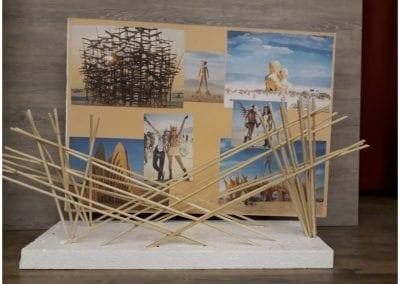 Burning Man - Stoffer Veurman