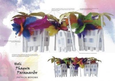 Holi Phagwa Paramaribo - Patrick Wekema