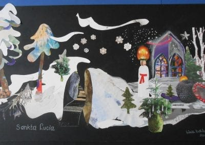 Sankta Lucia - Binie Bos-Harms