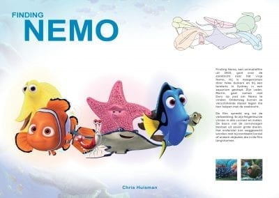 Centrum - Finding Nemo