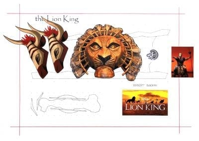 Hooiweg-Schelfhorst - The Lion King