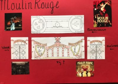 Rond de Wieken – Moulin Rouge