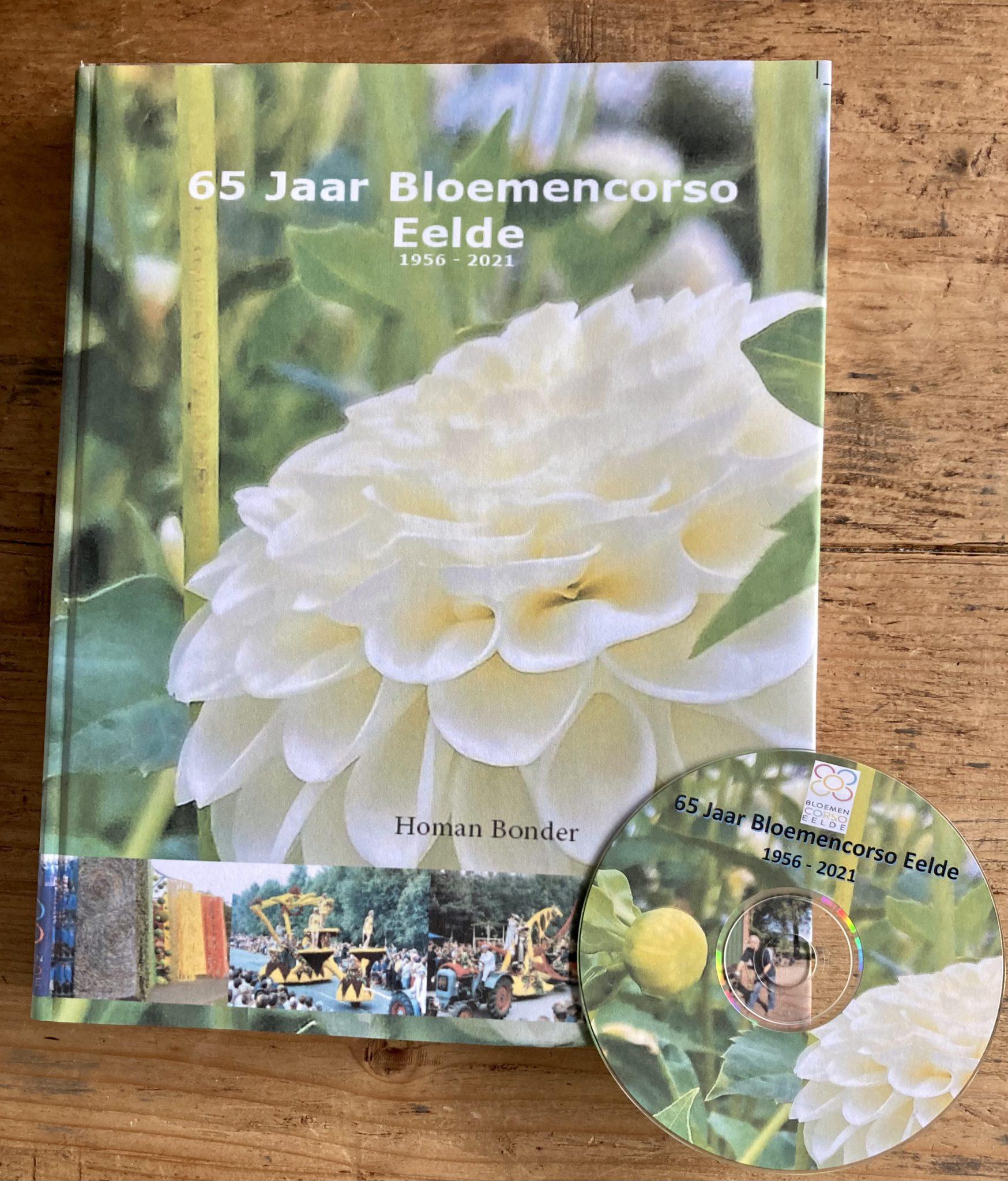 65 jaar Bloemencorso Eelde jubileumboek